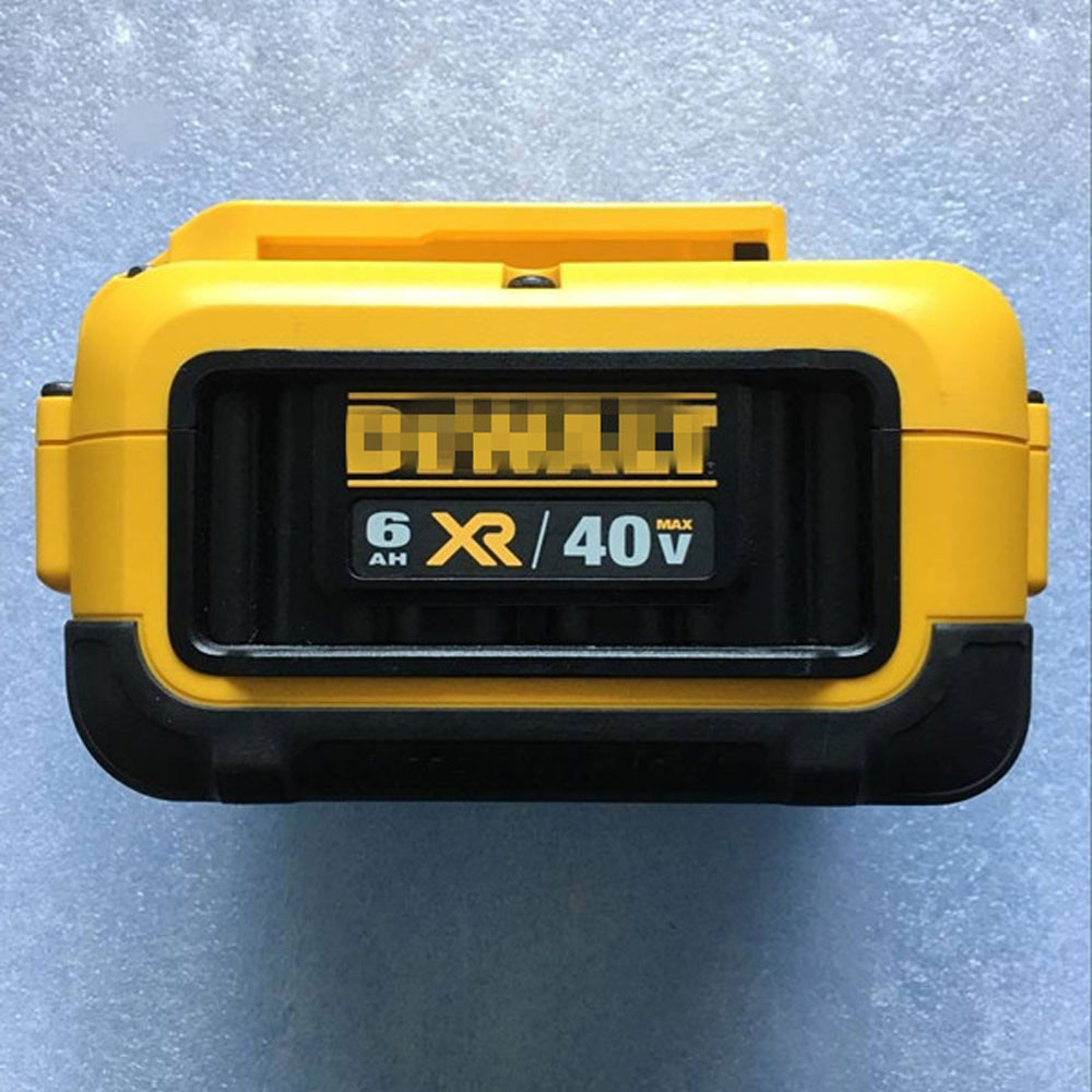 6.0Ah 40V DCB406 Replacement Battery for DEWALT DCB406 40V MAX* Premium XR
