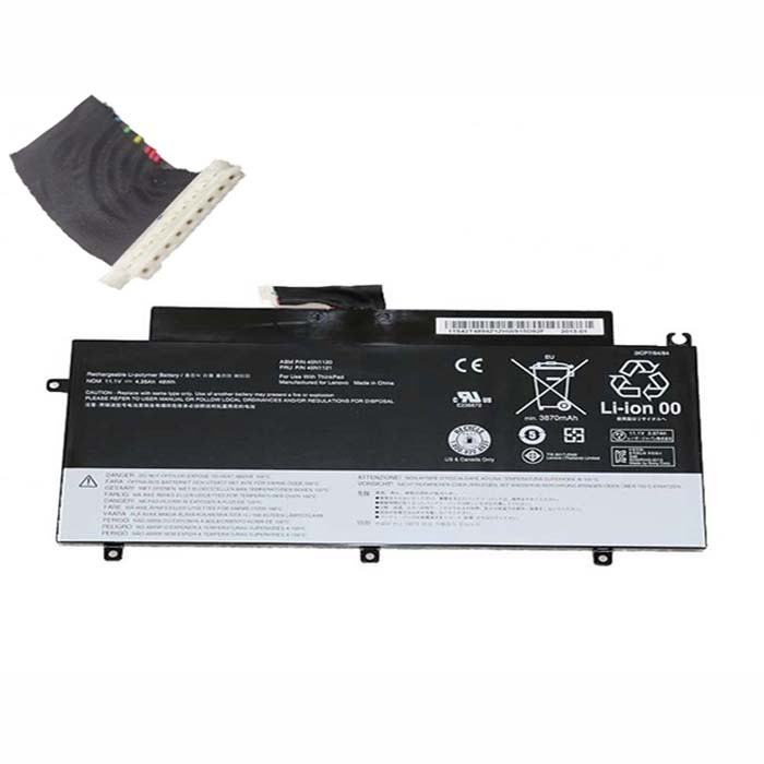 4250mAh/48Wh Lenovo ThinkPad T431s Series Replacement Battery 45N1120 11.1V