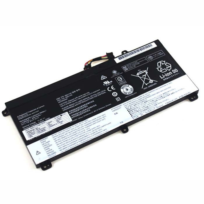 44WH/3900mAh ThinkPad T550 T550s W550 W550s  Replacement Battery 45N1741 45N1742 45N1743 11.1V