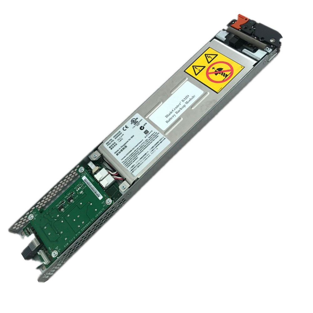 3500Mah 4.8V/12.2V 45W5002 Replacement Battery for IBM BladeCenter S SAS RAID Controller Module W/ 17P8979