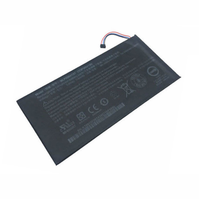 3580mAh ACER A1402 & Iconia One 7 B1-730 B1-730HD   Replacement Battery MLP2964137 3.8V