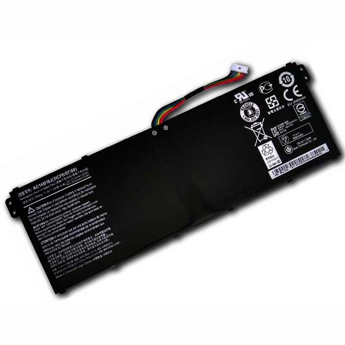 36Wh/3220mAh/3090mAh Acer Aspire AC14B13J ES1-131 ES1-331 ES1-512 ES1-520 ES1-521 Replacement Battery AC14B13J 11.4v