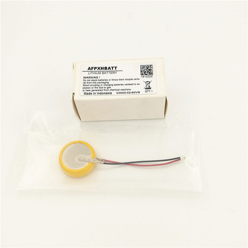 3.6V AFPXHBATT Replacement Battery for panasonic AFPXHBATT FP-XH  GT707