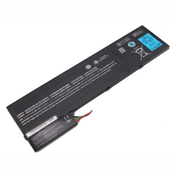 4850mAh/54WH/6Cells  Acer Aspire Timeline Ultra U M3-581TG M5-481TG AP12A4i Replacement Battery AP12A3i 11.1V