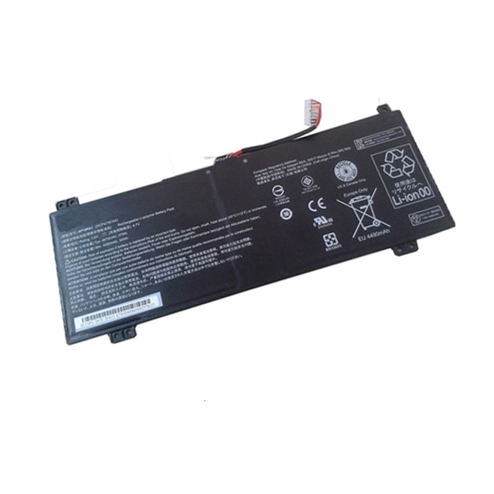 4490mAh/34WH 7.6V/8.7V AP16K4J Replacement Battery for Acer Chromebook Spin 11 R751T-C4XP R751TN-C5P3