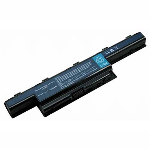 4400mAh Gateway NV56R NE56R09U NE56R10U Replacement Battery AS10D3E AS10D41 AS10D61 11.1V