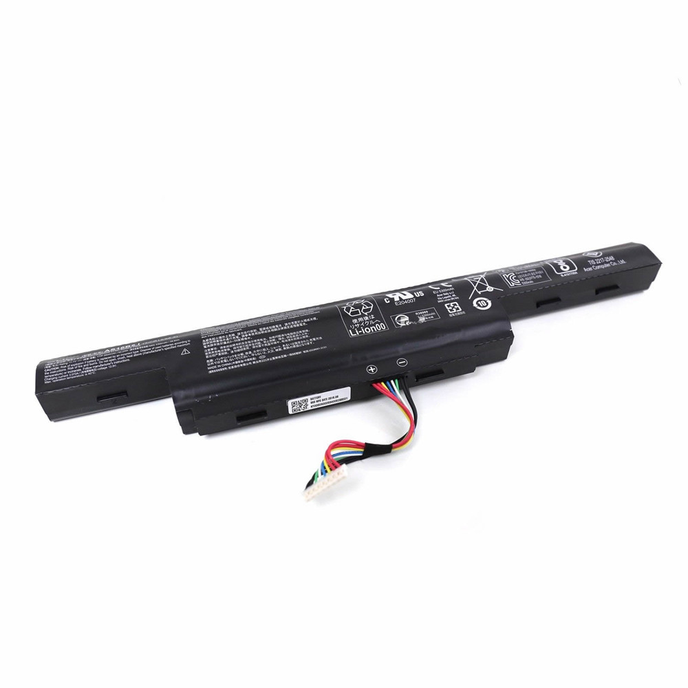 5600mAh/62.2Wh ACER ASPIRE F5-573G E5-575G-53VG Replacement Battery AS16B5J 11.1V