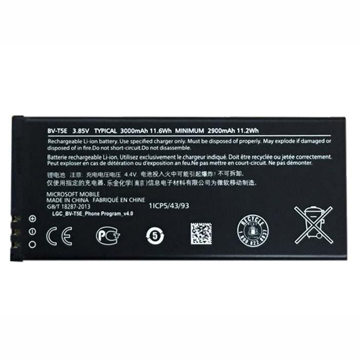 3000mAh/11.6wh Microsoft Lumia 950 RM-1106 RM-1104 RM-110 McLa Replacement Battery BV-T5E 3.85V