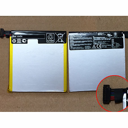 3950mAh/15Wh Asus Google Nexus 7 2013 2nd Gen Battery C11P1303 3950mAh Replacement Battery C11P1303 3.8V