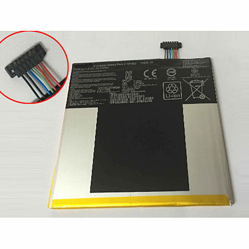 15wh ASUS FE375CG FE375CXG Fone pad 7 ME375C 3.8V 15WH Replacement Battery C11P1402 3.8V