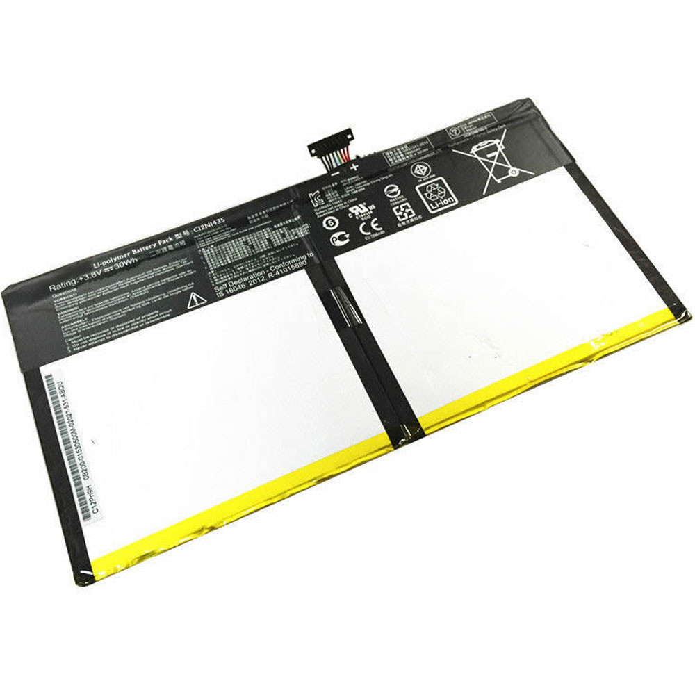 30Wh ASUS Transformer T100HA T100HA-FU006T Series Replacement Battery C12N1435 3.8V