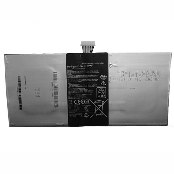 31wh ASUS Transformer Pad TF701T K00C Tablet Replacement Battery C12P1305 3.8v