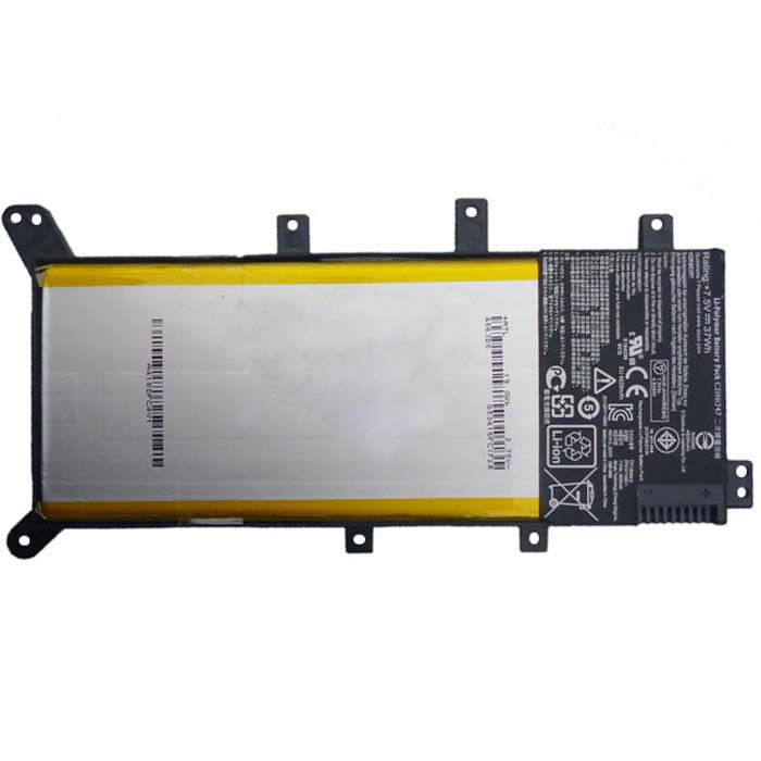 37Wh ASUS X555 X555LA X555LD X555LN 2ICP4/63/134 Replacement Battery C21N1347 7.5V