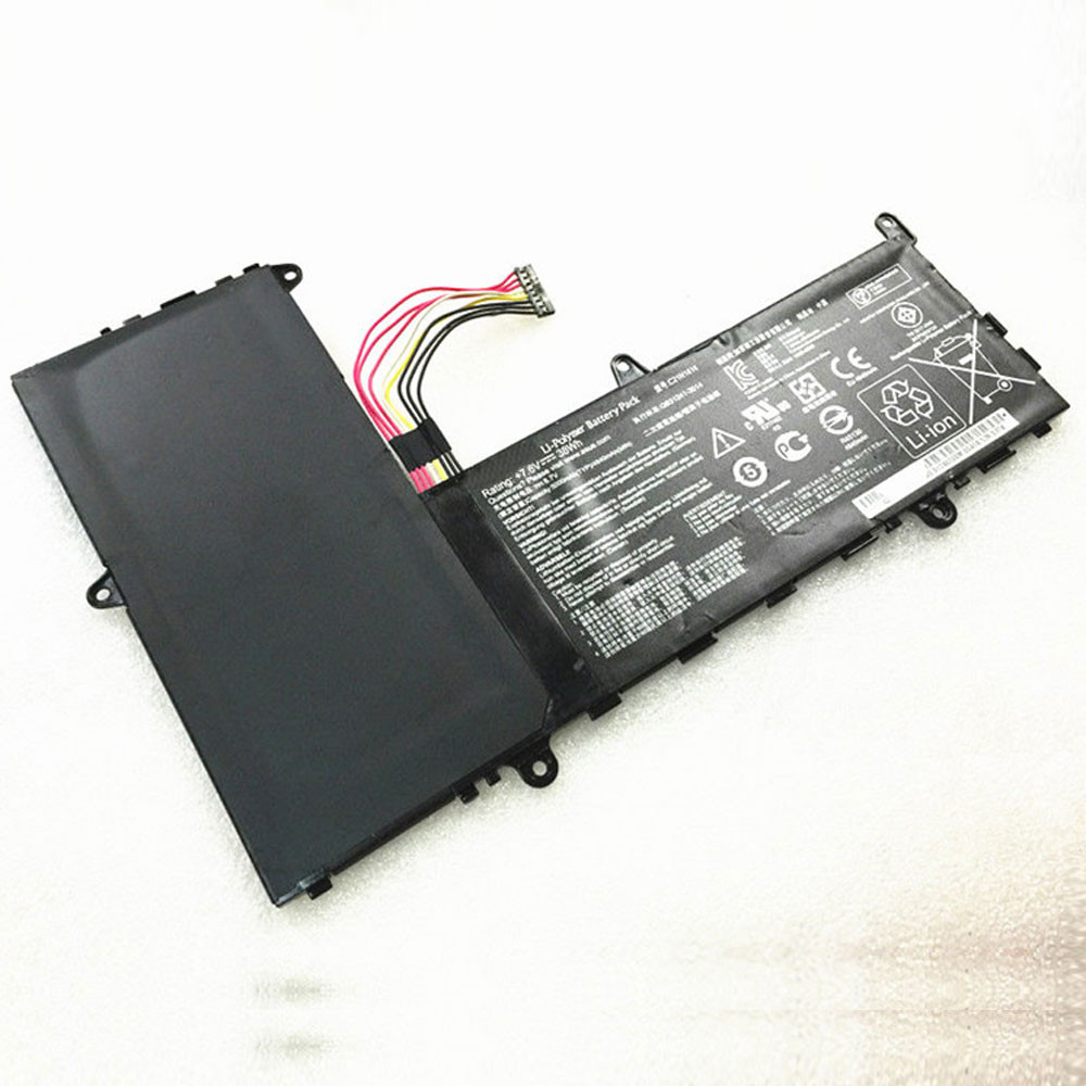 38Wh / 4840mAh 7.6V C21N1414 Replacement Battery for ASUS EeeBook X205T X205TA X205TA-BING-FD015B 11.6
