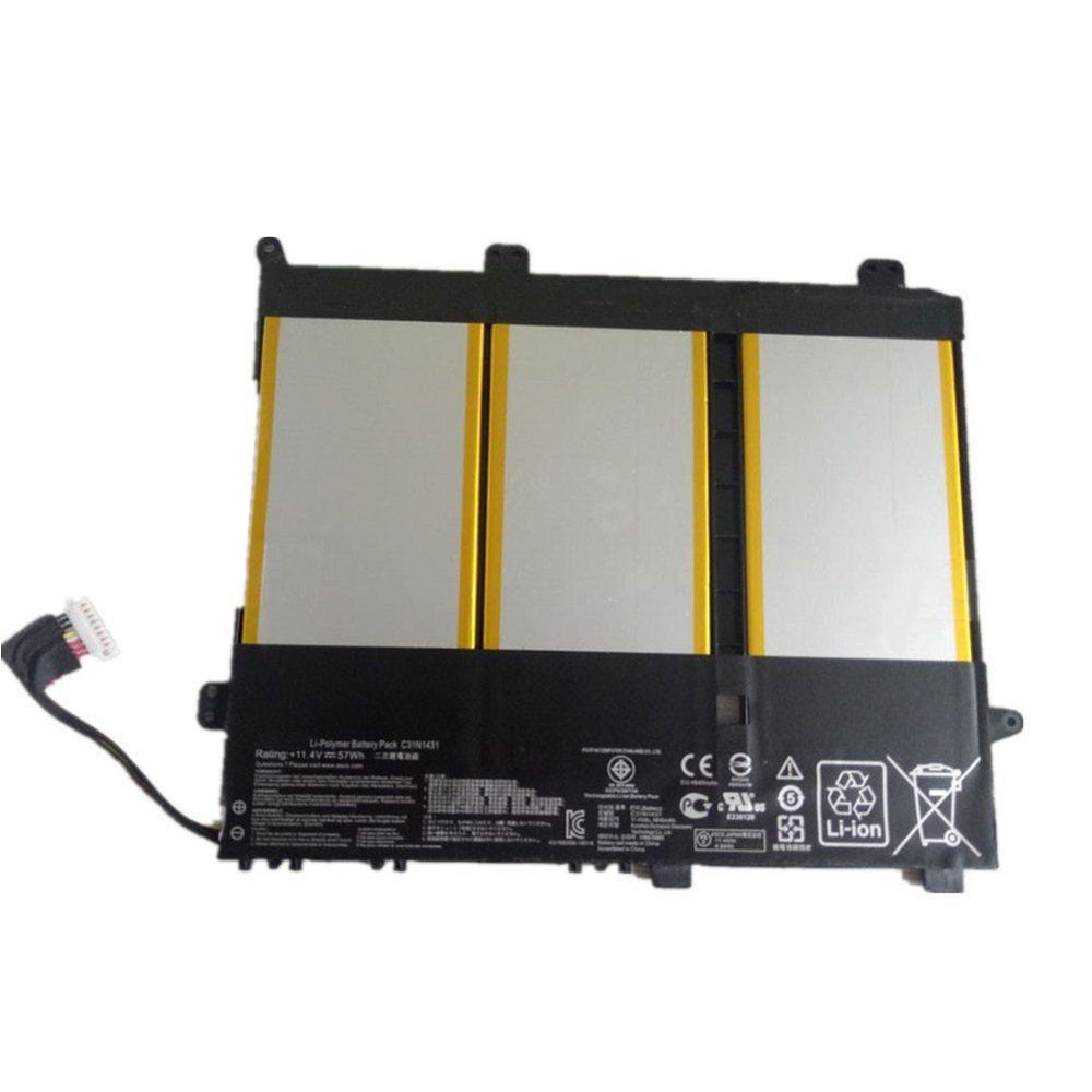 57Wh 11.4V C31N1431 Replacement Battery for ASUS EeeBook E403SA E403SA-WX0002H E403SA-WX0003H