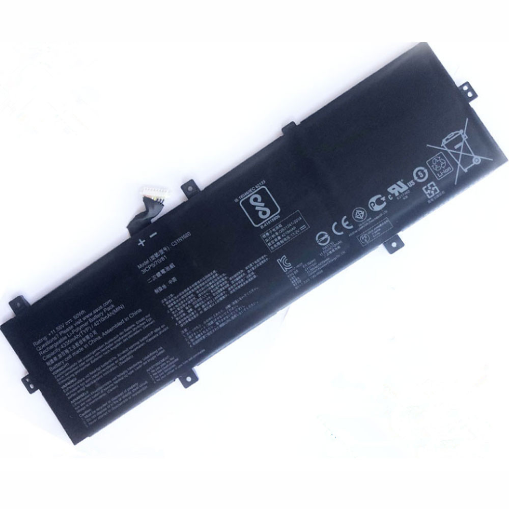 50Wh 11.55V C31N1620 Replacement Battery for ASUS UX430 UX430UQ UX430UQ-GV015T Series