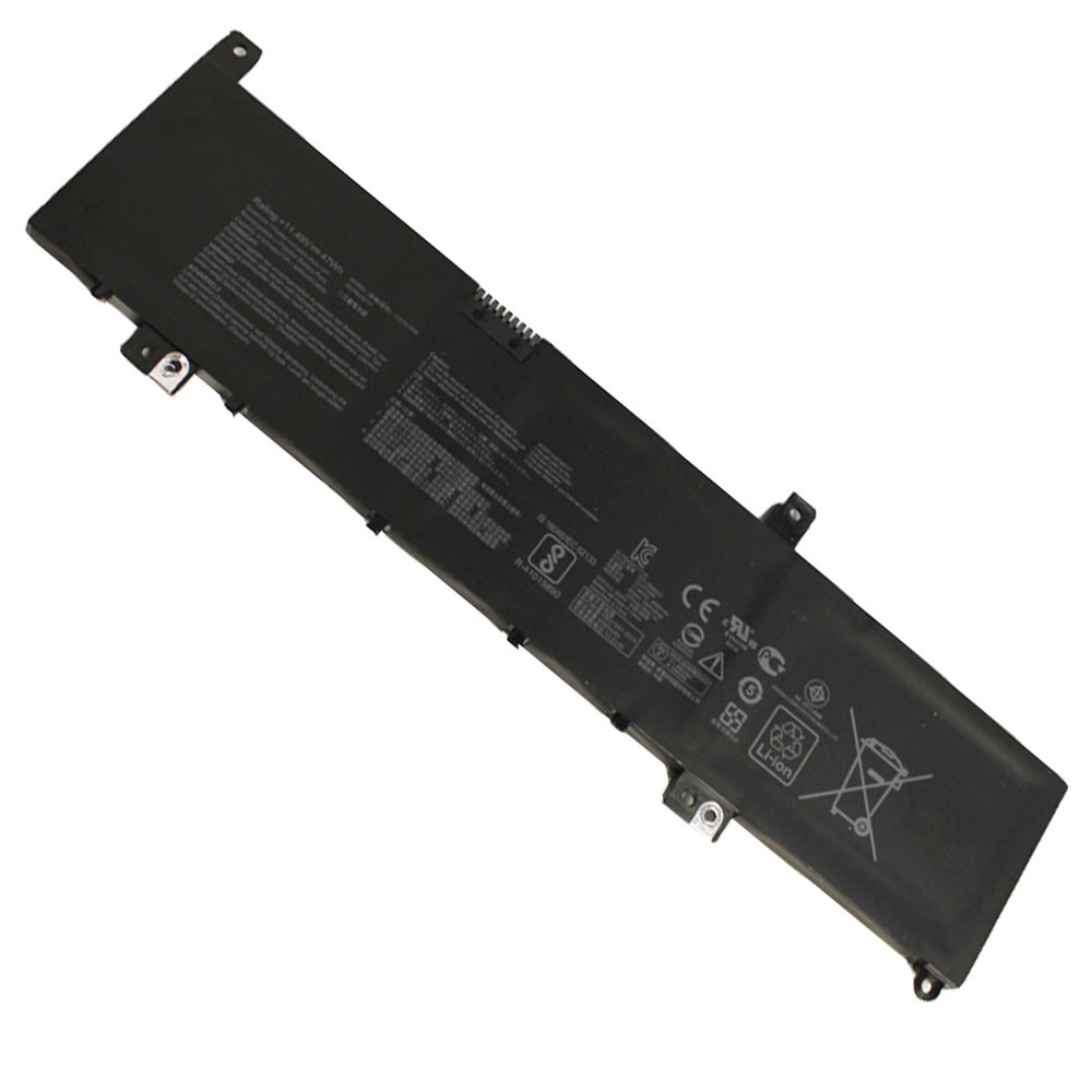 47Wh 11.49V C31N1636 Replacement Battery for Asus N580VN N580VD NX580VD7300 NX580VD7700