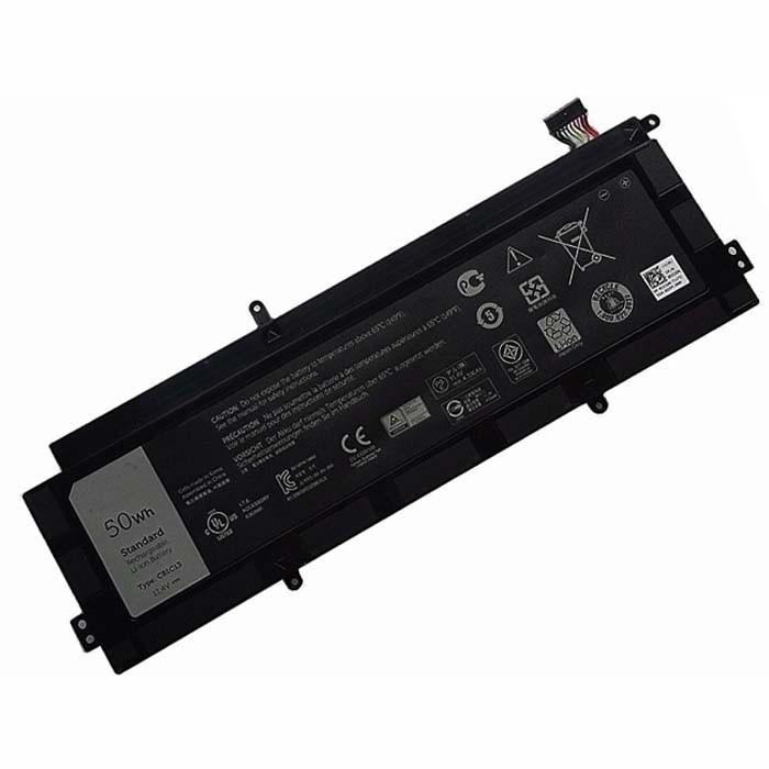 50Wh Dell Chromebook 11 1132N 01132N Replacement Battery CB1C13 11.4V