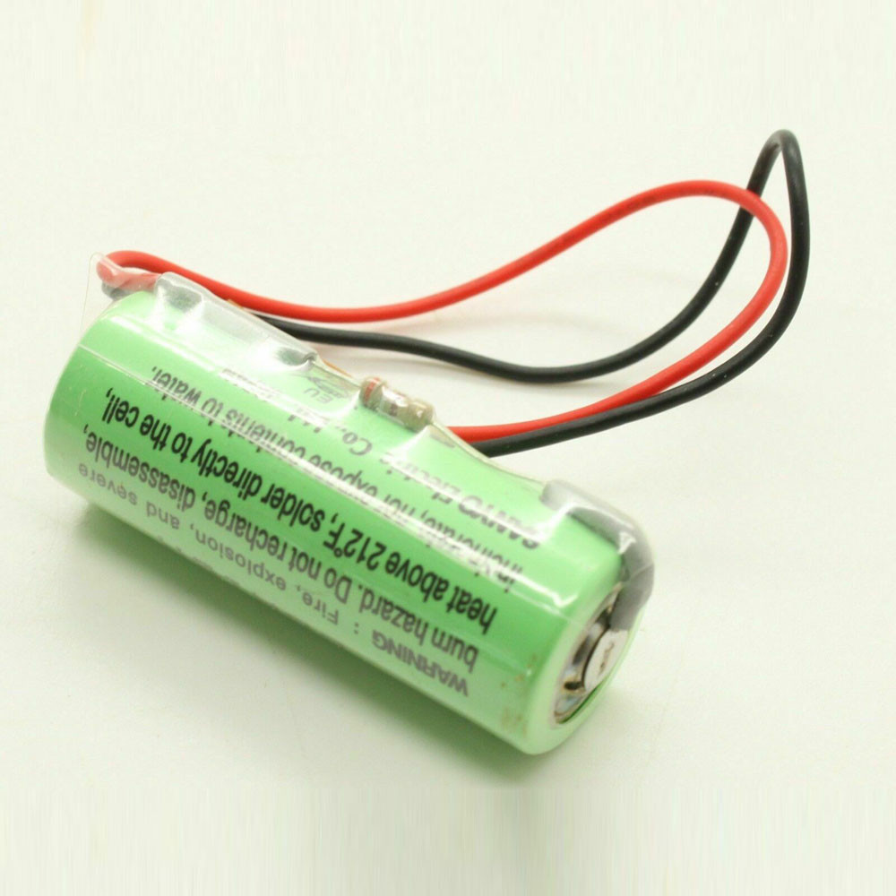 2200mah 3V CR17450SE-R Replacement Battery for SANYO A02B-0200-K102 A98L-0031-0012 3pcs