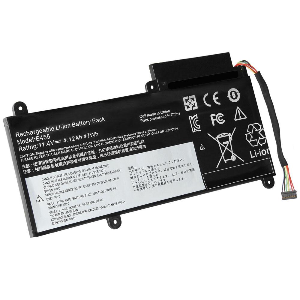 4280mAh / 47Wh 11.1V 45N1752 Replacement Battery for Lenovo ThinkPad E450 E450C E460
