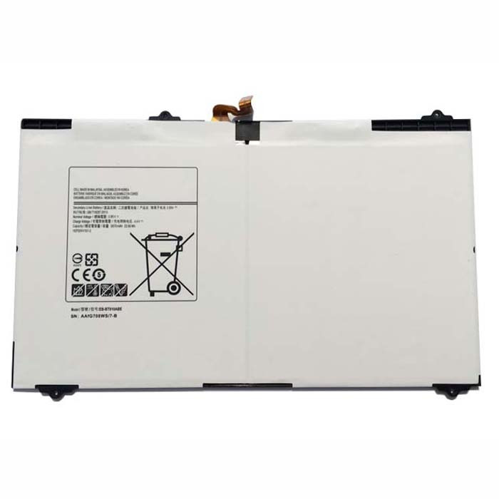 5870 mAh Samsung GALAXY Tab S2 9.7' T815C SM-T815 SM-T810 Replacement Battery EB-BT810ABE 3.85v