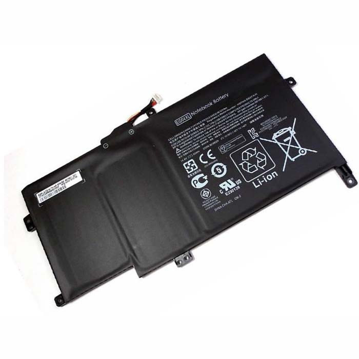 60WH HP Envy Sleekbook 6 Series Laptop 681881-1B1 Replacement Battery EG04XL 14.8V