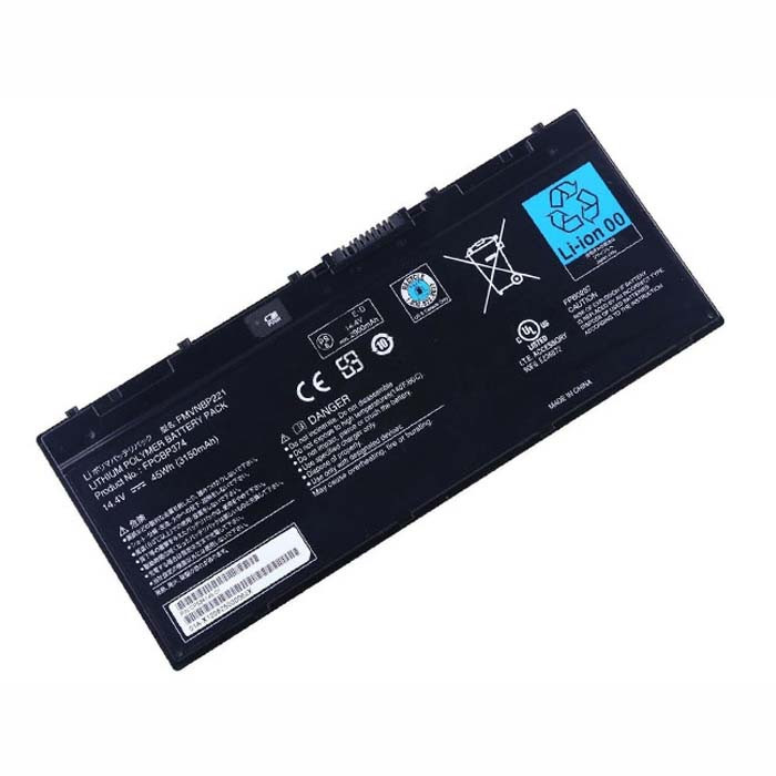 45Wh/3150mAh Fujitsu Stylistic Quattro Q702 Replacement Battery FPCBP374 FMVNBP221 14.4V