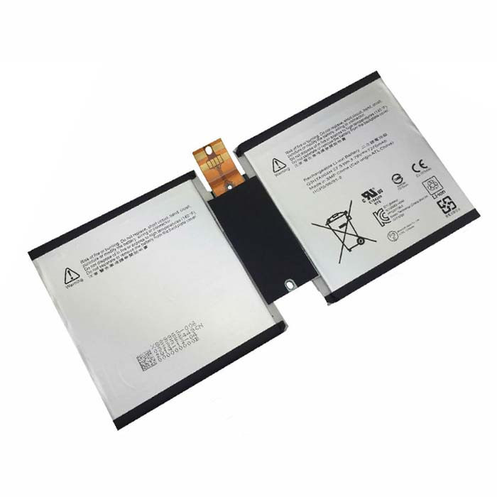 7270MAH=27.5wh MICROSOFT SURFACE 3 1645 Replacement Battery G3HTA003H G3HTA004H 3.78V
