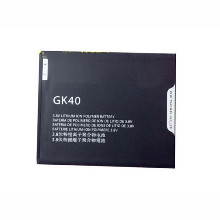 2200mAh motorola GK40 Motorola Moto G4 Play (XT1607) Replacement Battery GK40 3.8V