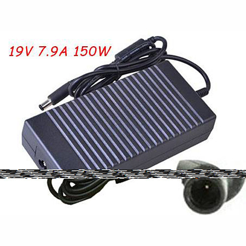 Charger Adapter and Cord for New 150W 19V 7.9A AC Adapter for HP Touchsmart 462603-001 463954-001 Charger