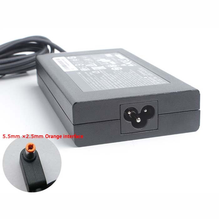 Charger Adapter and Cord for Aspire VN7-591G-73MJ VN7-591G-75H9/796V