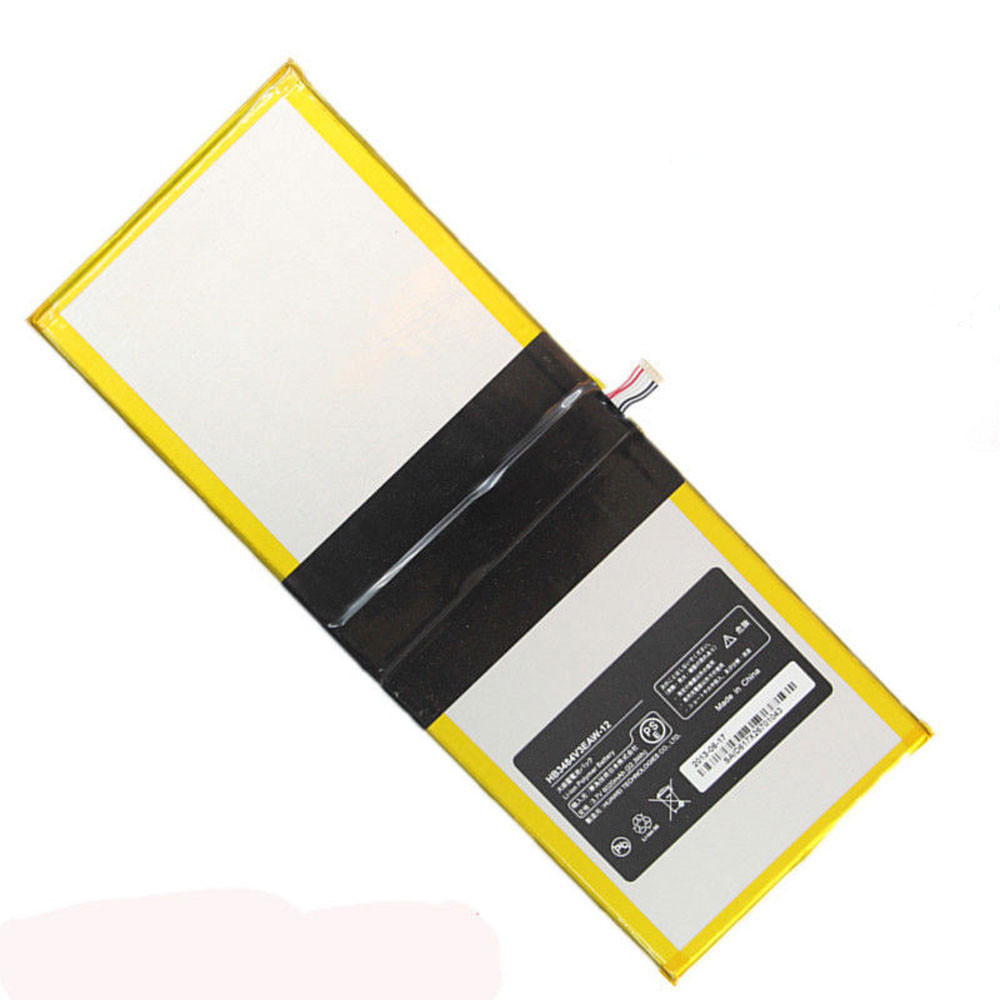 6400mAh 3.7V/4.2V HB3X1 Replacement Battery for Huawei MediaPad 10 Link S10-201W
