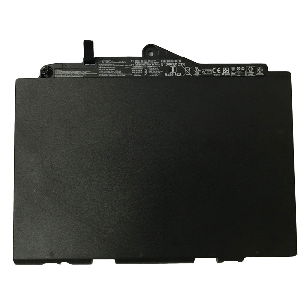 49Wh 11.55V ST03XL Replacement Battery for HP EliteBook 720 820 G4