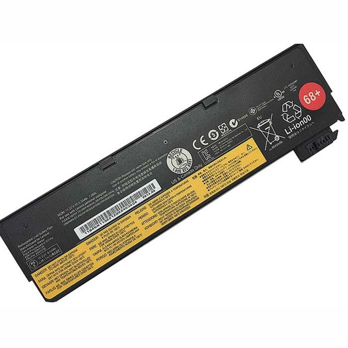 6700mAh/25Wh Lenovo K2450 ThinkPad X240 X250 T440s T450s T550 W550 Replacement Battery K2450 3.75V