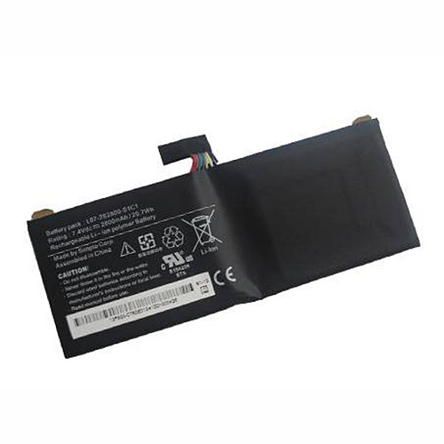 20.7wh/2800mAH UNIWILL L07-2S2800-S1C1 Replacement Battery L07-2S2800-S1C1 7.4V