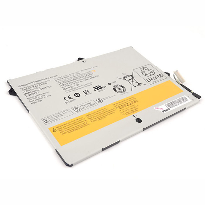 6700mAh/25Wh Lenovo MIIX2 10 Series Replacement Battery L12N2P01 3.75V
