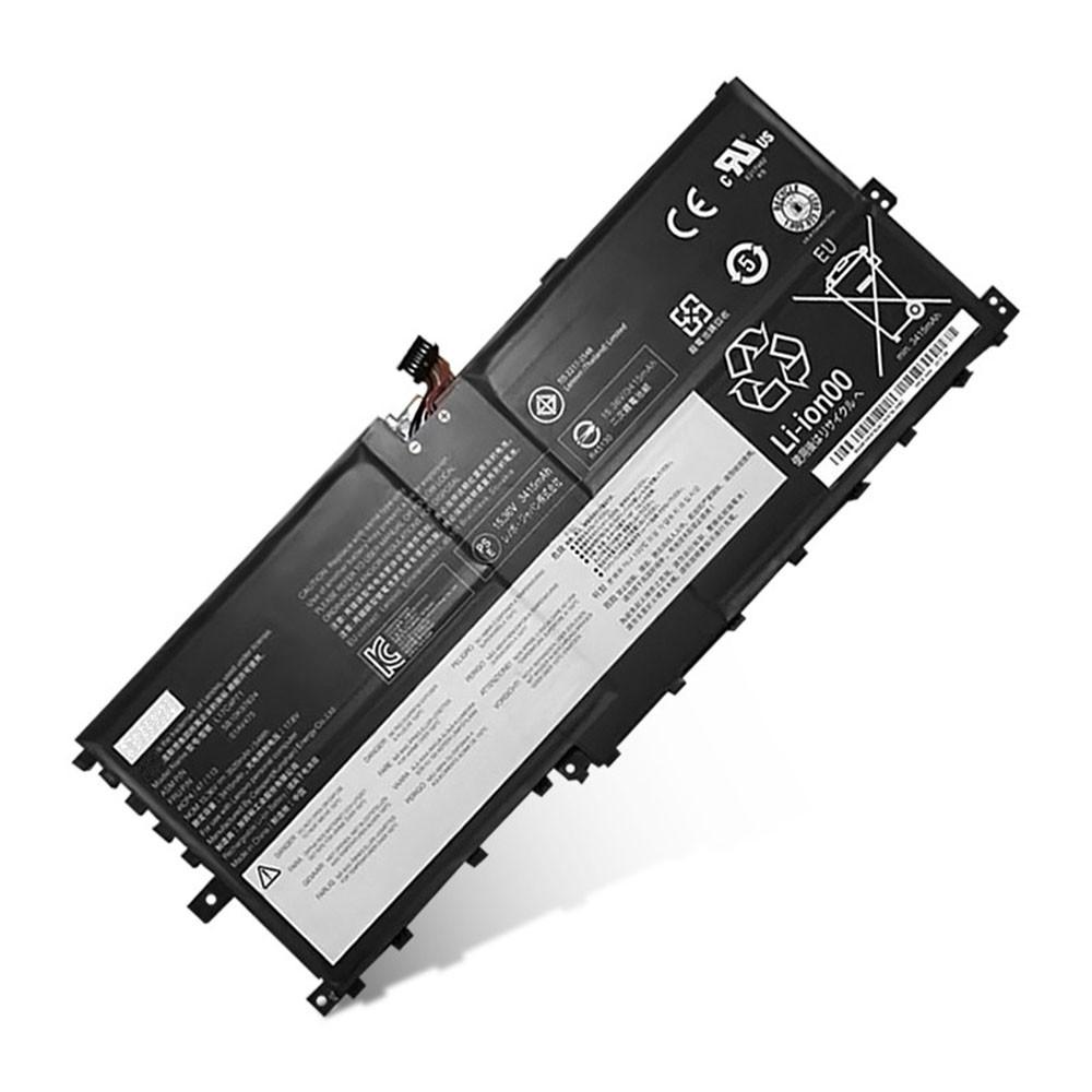 3420mAh/54WH 15.36V/17.6V L17M4P71 Replacement Battery for Lenovo X1 Yoga 2018 01AV474 AV475