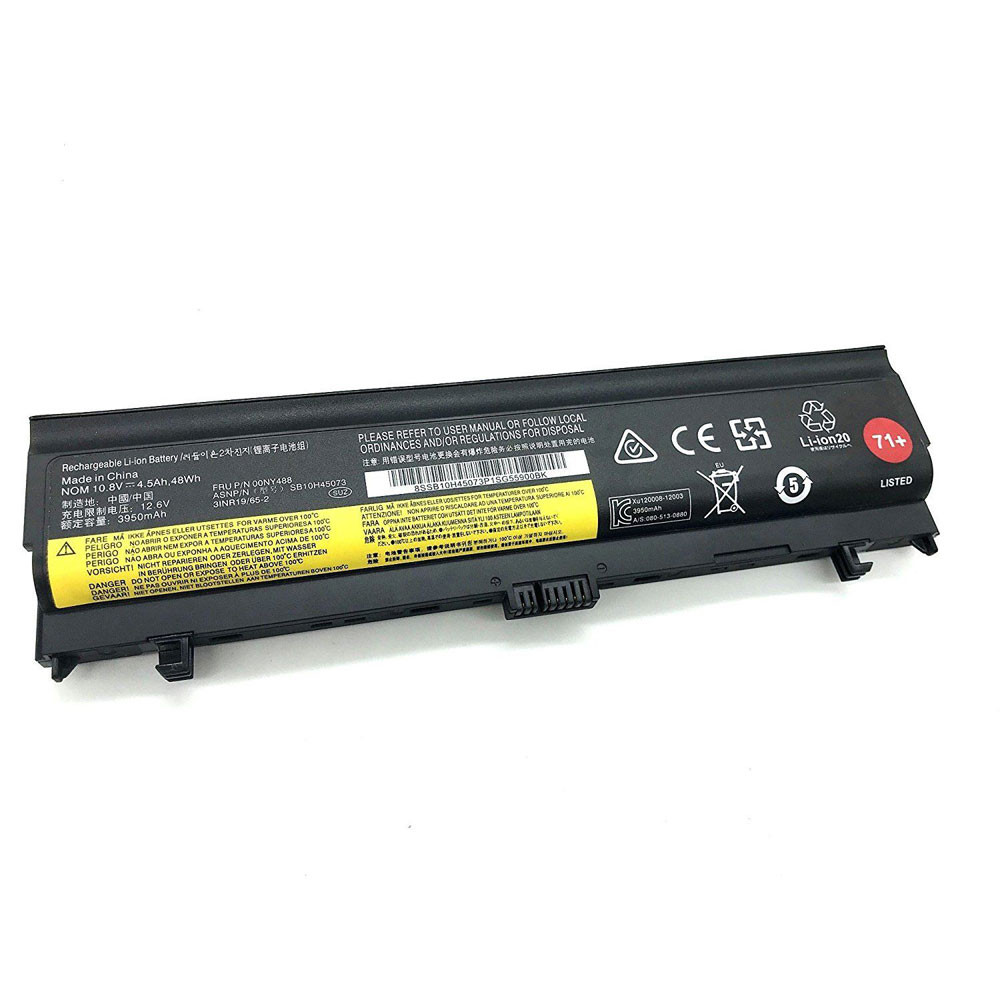 48Wh 10.8V SB10H45071 Replacement Battery for Lenovo Thinkpad L560