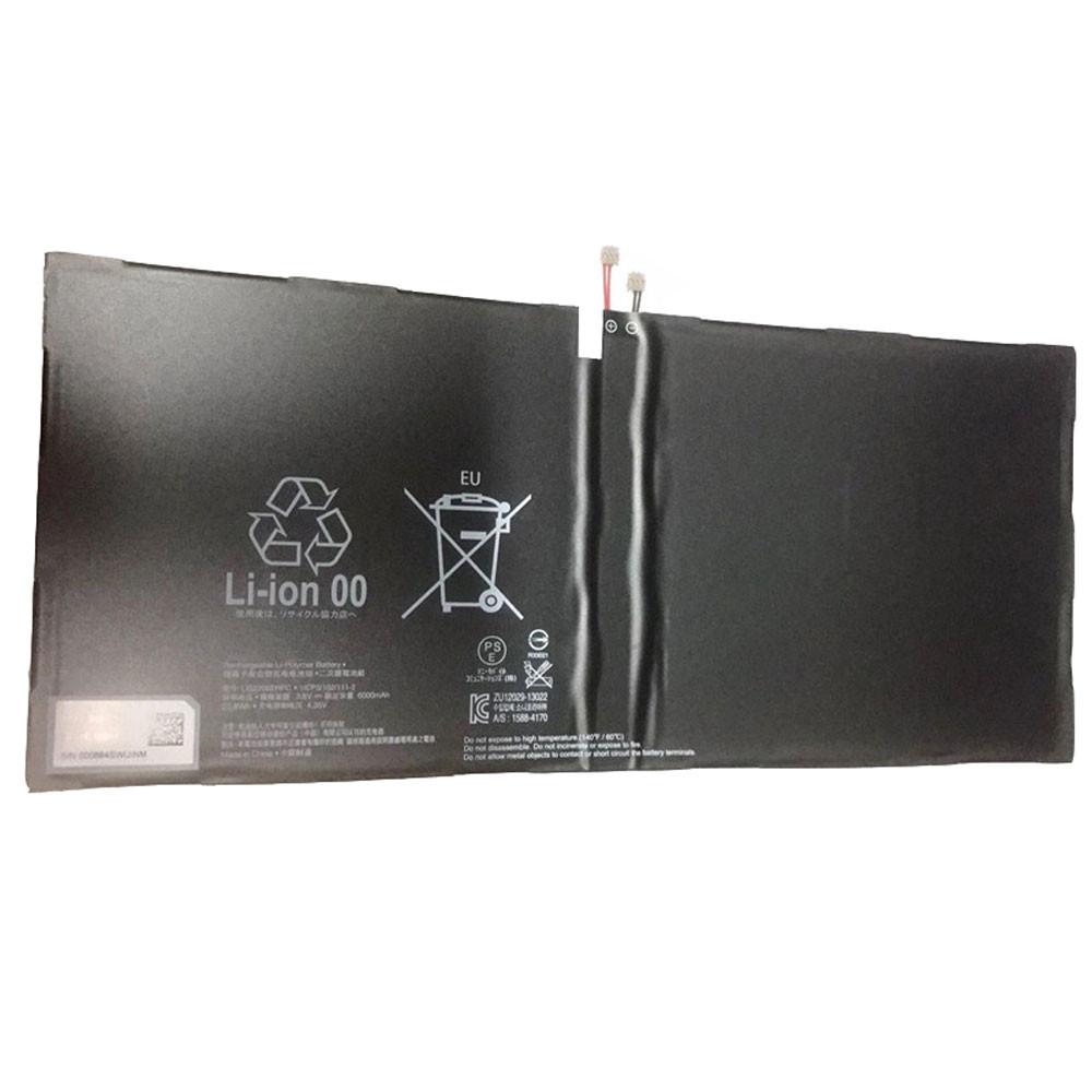 6000mAh/22.8Wh 3.8V/4.35V LI2206ERPC Replacement Battery for SONY Xperia Talbet Z2 SGP511 Castor SOT21