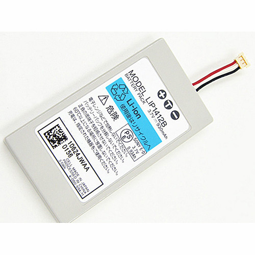930mah SONY PSP GO PSP-N1000 PSP-N1001 PSP-N1002 PSP-N1003 3.7v LIP 1412 Replacement Battery LIP1412 3.7V