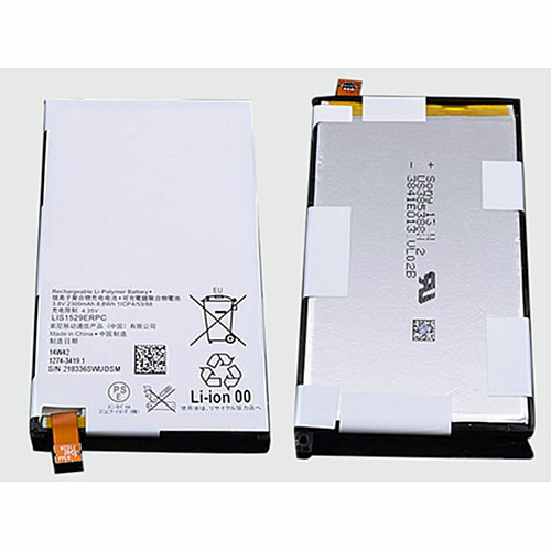 2300mAh Sony Xperia Z1 Compact D5503 M51W/mini Replacement Battery LIS1529ERPC 4.35DVC