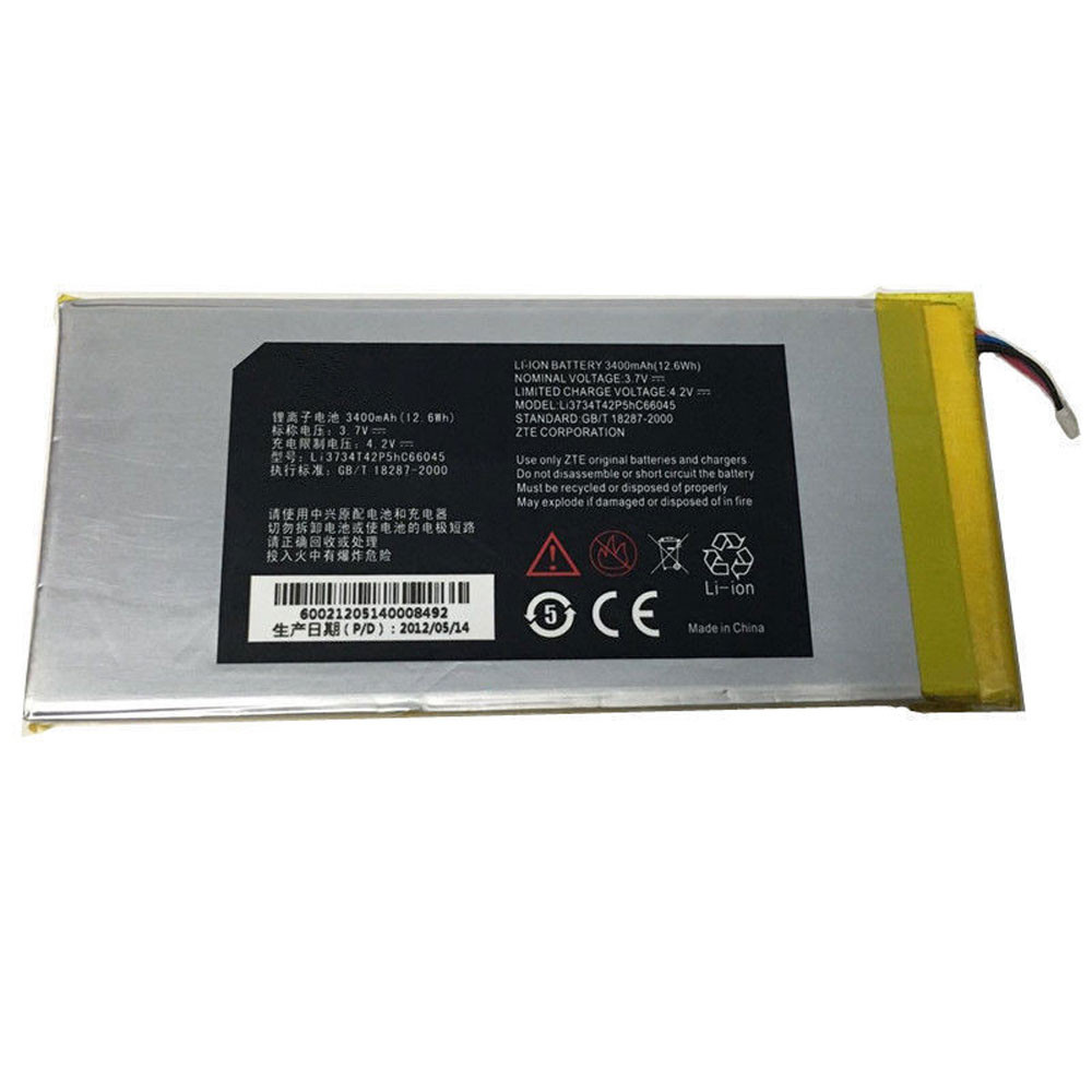 4080mAh/15.7WH 3.85V/4.4V Li3940T44P8h937238 Replacement Battery for ZTE Blade Z MAX ZMAX Z982
