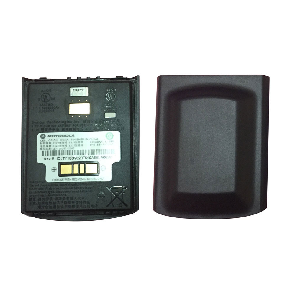 3600MAH   8.88wh  (not compatible with 2400MAH) Motorola Symbol MC55/MC5590/MC55A0 Replacement Battery MC55 3.7V