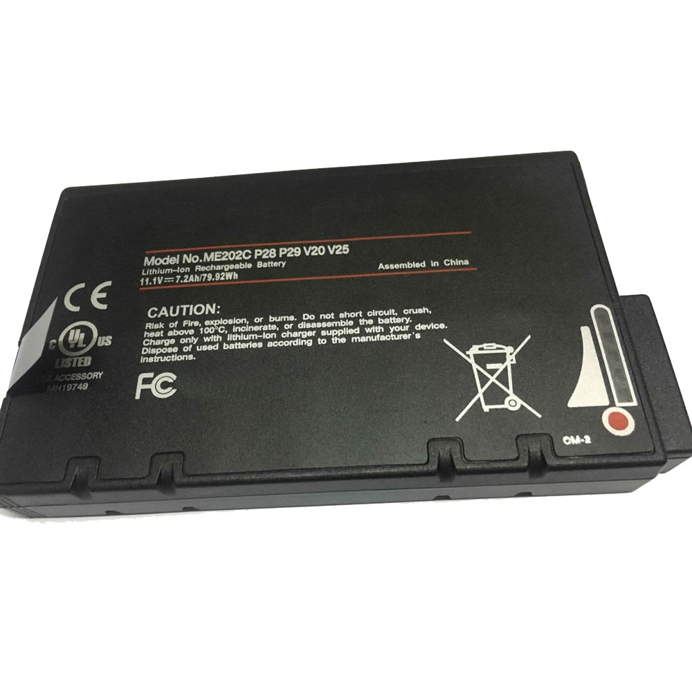 7200mah G80 ME202C G50 G60 6.08 version of the machine after 2012 Replacement Battery ME202A 11.1V