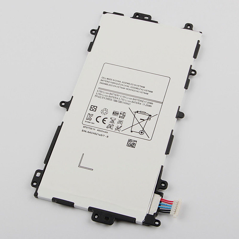 4600MAH 3.75V/4.3V SP3770E1H Replacement Battery for Samsung Galaxy Note 8.0 GT-N5100 N5110 Tablet PC