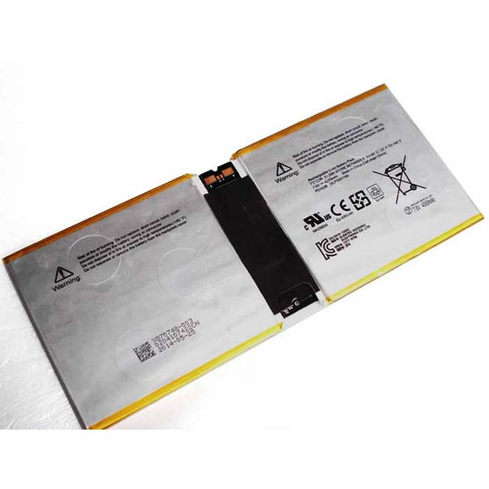 31.3wh/4220mAh SAMSUNG Microsoft Surface Pro 3 Surface2/RT2 1572 Pluto Replacement Battery P21G2B 7.6V