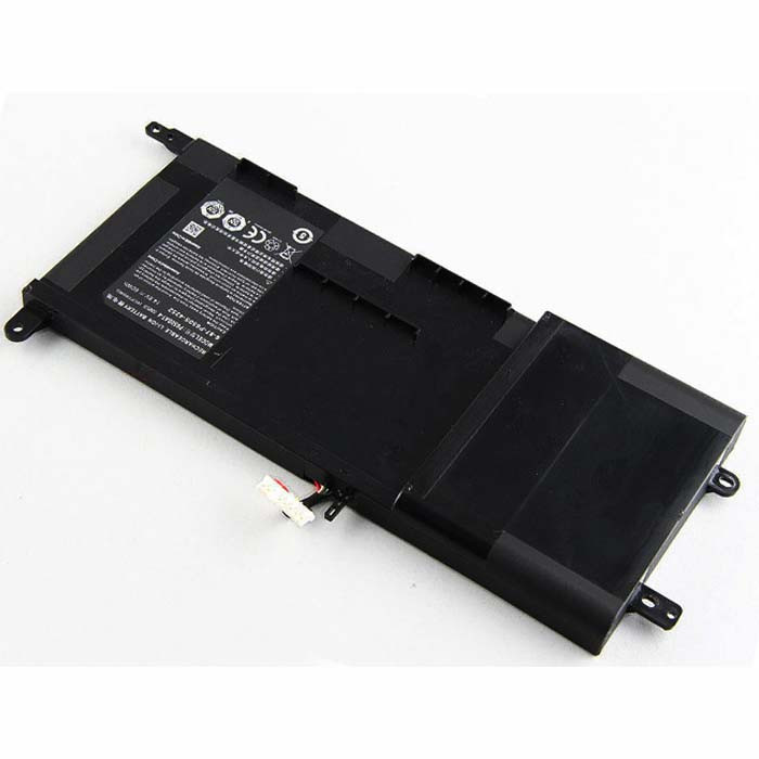 60WH Clevo P650SA P650SE P650SG Sager NP8650 NP8651 NP8652  Replacement Battery P650BAT-4 14.8V