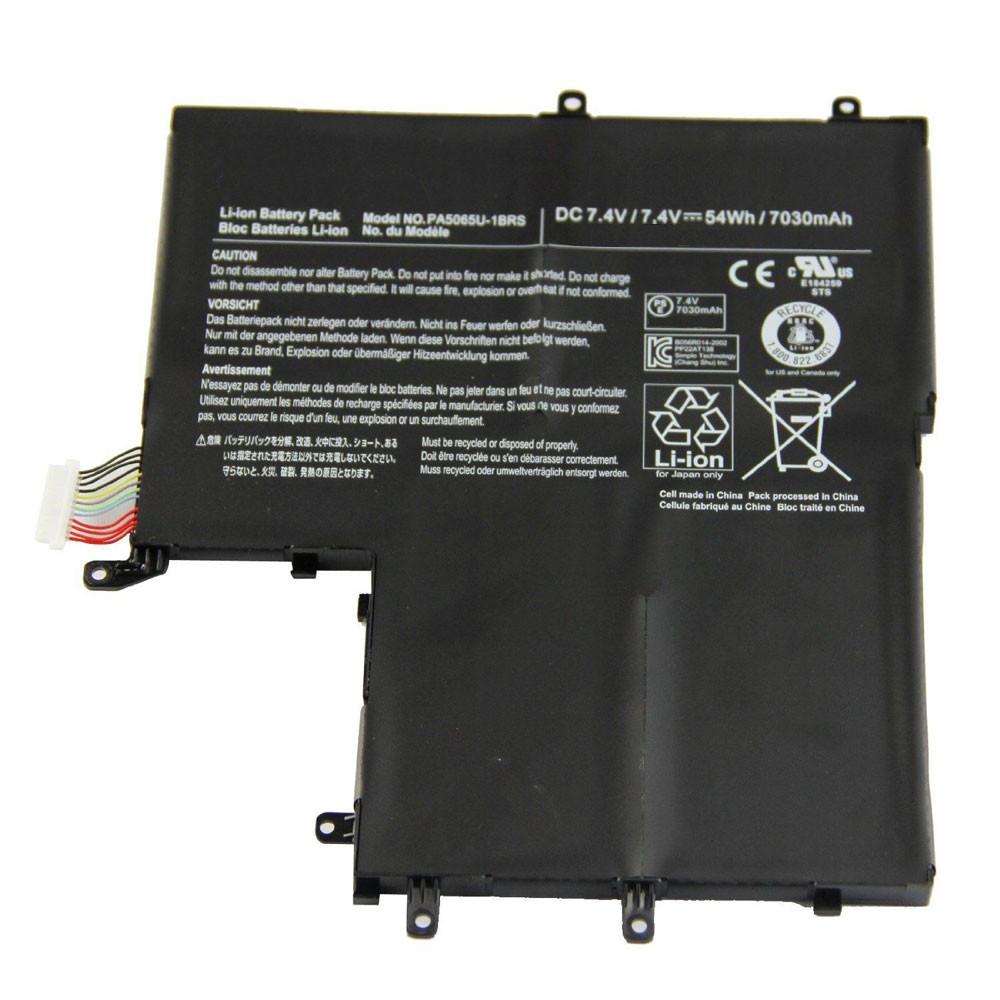 54WH/7030mah 7.4V PA5065U-1BRS Replacement Battery for Toshiba Satellite U845W U840W-S400
