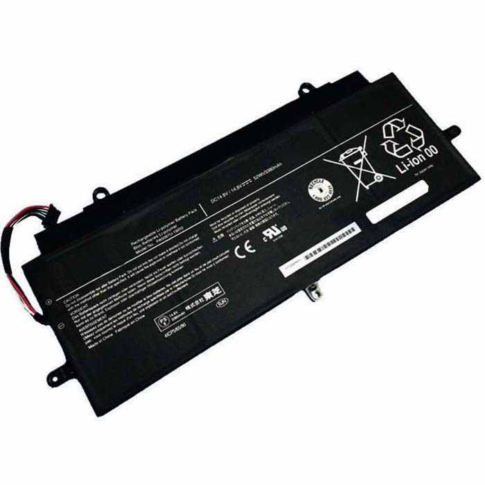 3380mAh/52Wh Toshiba P000571850 Series Replacement Battery PA5097U-1BRS 14.8V