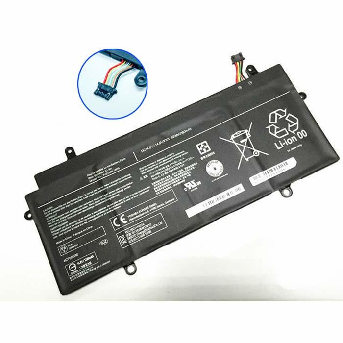 3380mah/52wh/4cell Toshiba Portege Z30-A Z30-A1301  Replacement Battery PA5136U-1BRS 14.8v